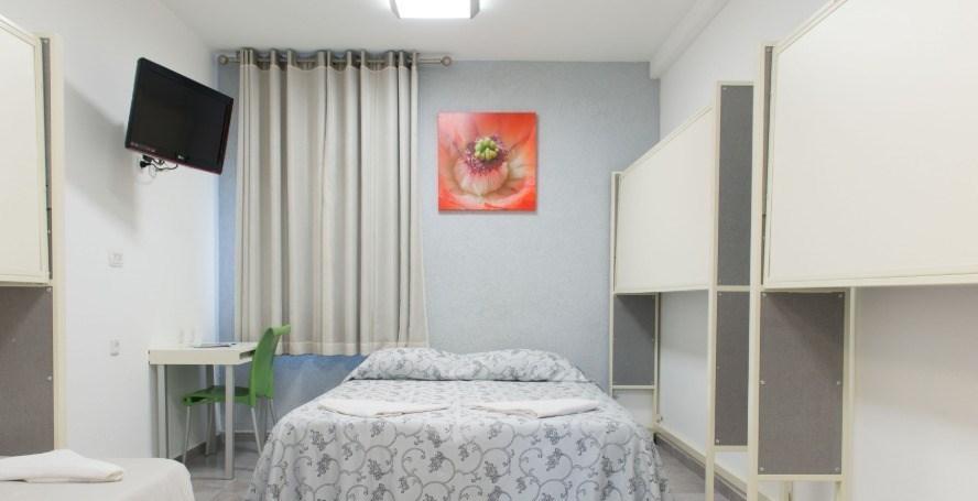 חדר משפחתי - אנ&quotא מצפה רמון