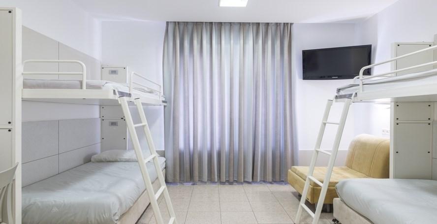 חדר משפחתי - אנ&quotא רבין - ירשולים