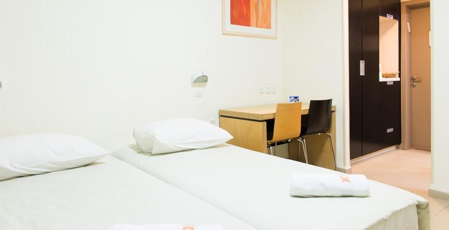 חדר זוגי - אנ&quotא שלומי